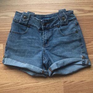 Zana Di Denim Shorts
